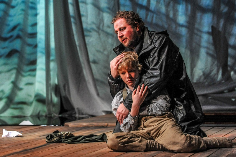 Peter Grimes - Foto © Roland Obst